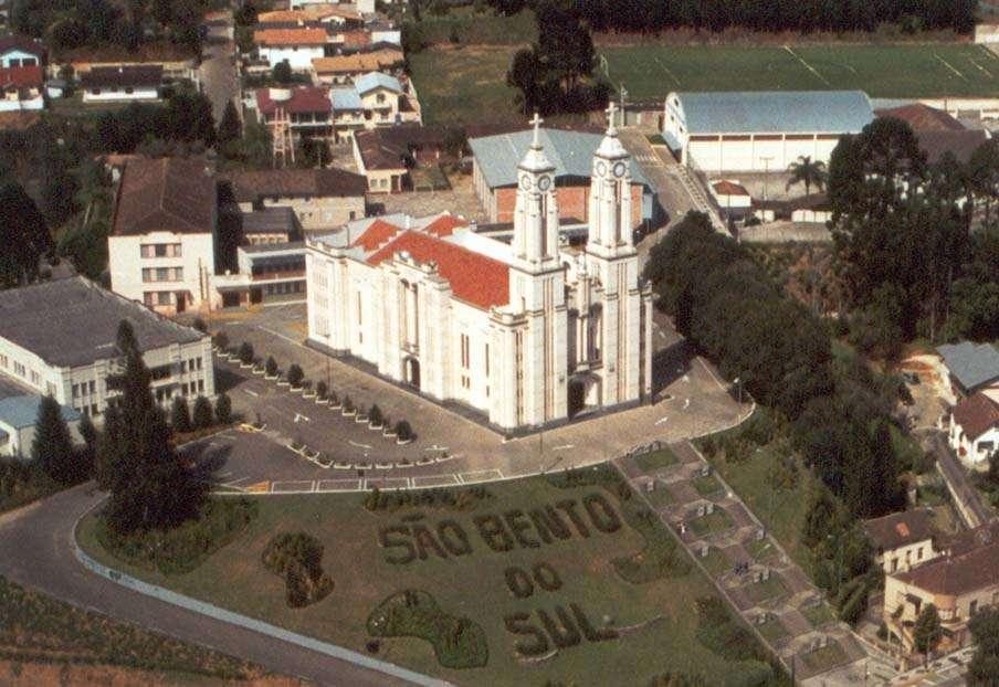 CIRETRAN SÃO BENTO DO SUL – DETRAN SC