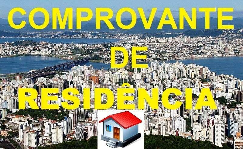 COMPROVANTE DE RESIDÊNCIA ACEITOS PELO DETRAN/SC