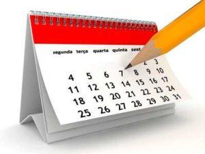calendario icone