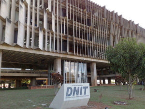 DNIT Departamento Nacional de Infraestrutura de Transportes unidade sede central